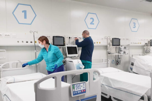 Sanità, non solo Covid: ospedali del centro storico senza medici