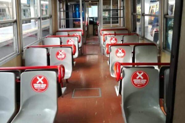 Circumvesuviana, metro e bus: come cambia la mobilità nella Fase 2