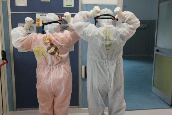 Coronavirus, il Loreto Mare respira: viaggio all'interno dell'ospedale Covid