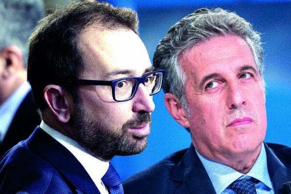 Di Matteo accusa Bonafede di concorso esterno in associazione mafiosa