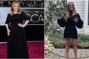 Adele è dimagrita e far finta di niente non ti rende femminista