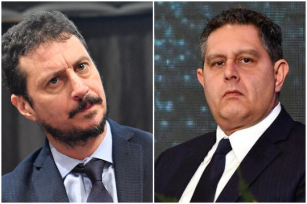 """Luca Bizzarri contro Toti sul concerto per il ponte di Genova: """"Paternalistico e minaccioso"""""""