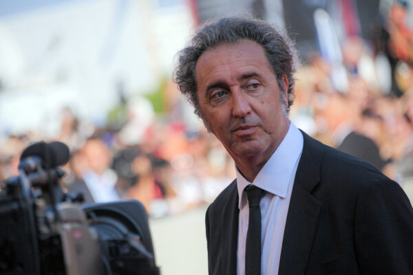 "Foto Gian Mattia D'Alberto – LaPresse 01/09/2019 Venezia Spettacolo 76. Mostra Internazionale d'arte cinematografica Red Carpet del film ""The New Pope""  nella foto:  Paolo Sorrentino  Ph Gian Mattia D'Alberto – LaPresse 2019/09/01 Venice 76th Venice Filmfestival ""The New Pope"" Red Carpet in the photo:  Paolo Sorrentino"