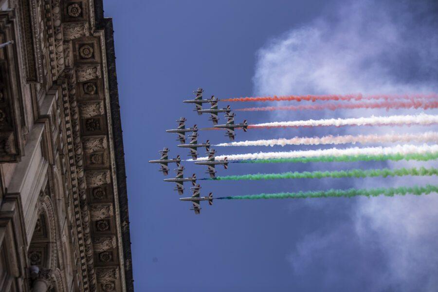 Quando passano le Frecce Tricolori nelle città italiane: il calendario