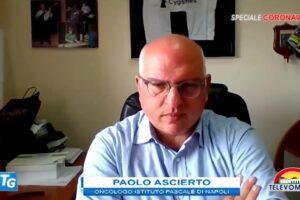 """Paolo Ascierto: """"Riapertura tra regioni parziale e attenzione a due date: solo dopo potremmo sapere cosa fare questa estate"""""""