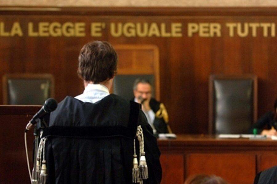 Giustizia lumaca, condanna anche per gli innocenti
