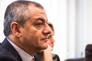 Dap, Basentini non accetta commissariamento di Tartaglia e sbatte la porta