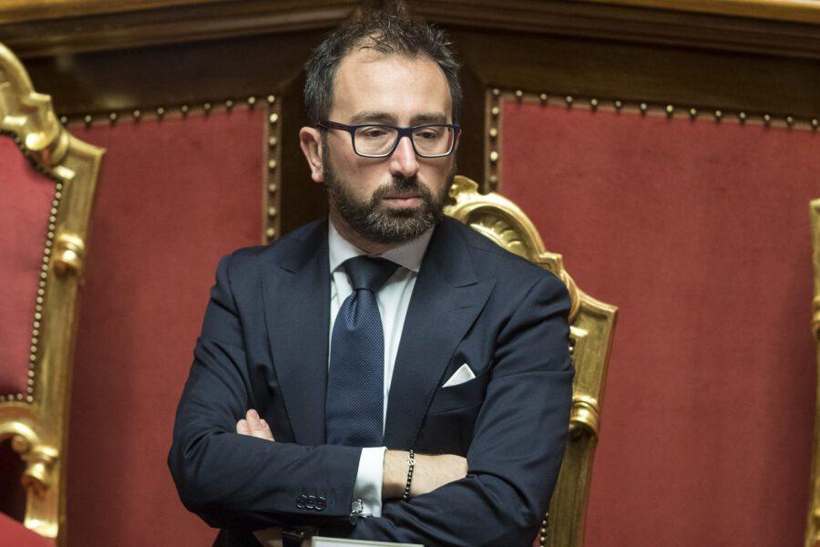 Centrodestra compatto contro Bonafede, mozione di sfiducia al ministro dopo il caso Di Matteo