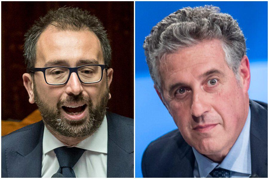 """""""Di Matteo ha mentito"""", Bonafede smentisce il Pm. Ora deve denunciarlo"""