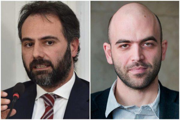 """Regionali, Catello Maresca si tira fuori e attacca Saviano: """"Sensazionalismo sui commercialisti"""""""