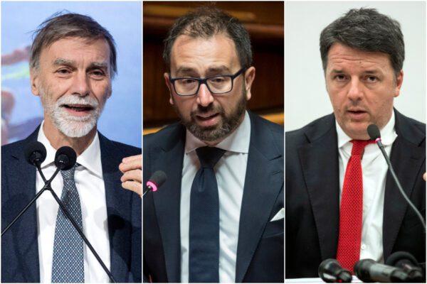"""Sfiducia a Bonafede, il Pd avverte Renzi: """"Se passa è crisi di governo"""""""