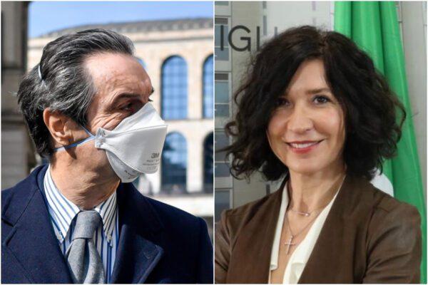 La renziana Baffi presidente della commissione Covid con i voti della Lega, bufera in Lombardia