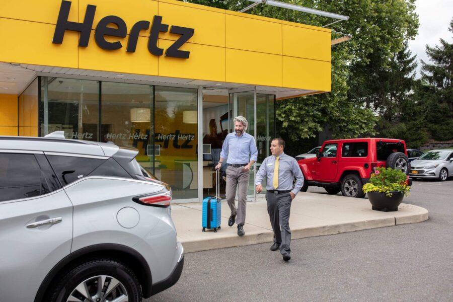 Hertz dichiara bancarotta: prima multinazionale vittima del Covid