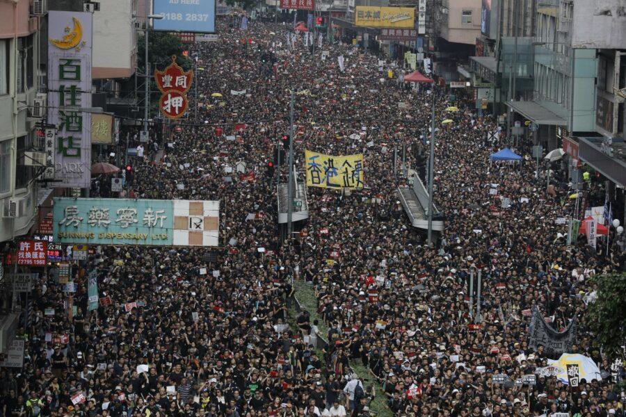 Hong Kong è la nuova Berlino Ovest?