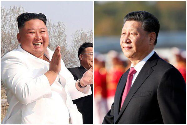"""Kim Jong-Un scrive e si congratula con Xi Jinping: """"La Cina vincerà contro il Covid"""""""