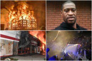 Omicidio George Floyd, Minneapolis brucia: casa poliziotto protetta da centinaia di agenti
