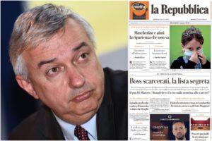 La nuova Repubblica di Molinari all'inseguimento di Travaglio e del Fatto Quotidiano
