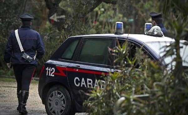 Benevento, trovati resti umani in un bosco: è giallo