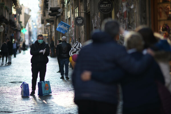 Napoli rinasce, la Fase 2 è davvero iniziata