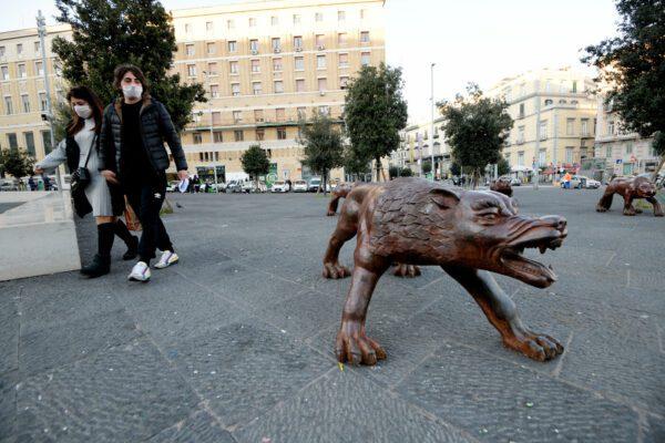 Per superare l'emergenza Covid-19 riorganizzare urbanistica e architettura di Napoli