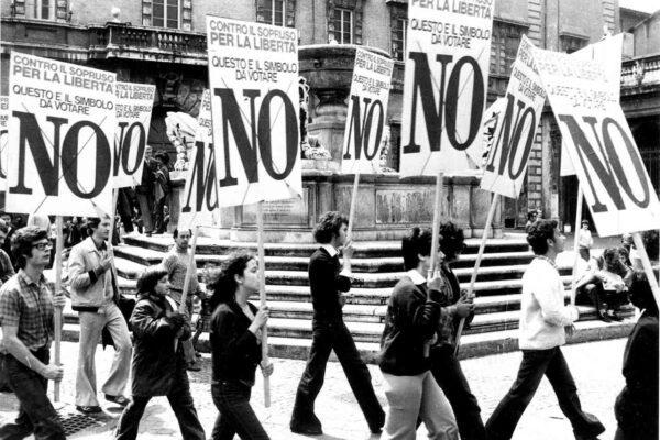 La legge sul referendum compie 50 anni