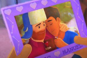 """""""Out"""", il primo corto Disney dedicato all'amore gay"""