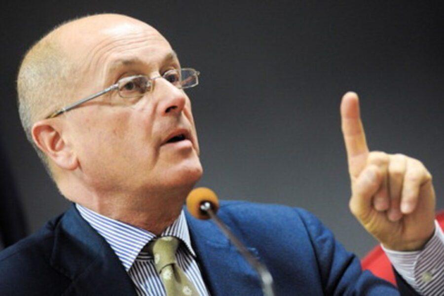 Dino Petralia nuovo capo del Dap: il procuratore di Reggio Calabria al posto di Basentini