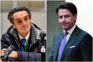"""Fontana sull'istituzione della zona rossa ad Alzano e Nembro: """"Spettava al governo"""""""