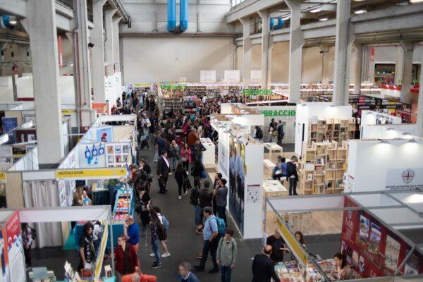 Quattro passi virtuali al Salone Internazionale del Libro di Torino