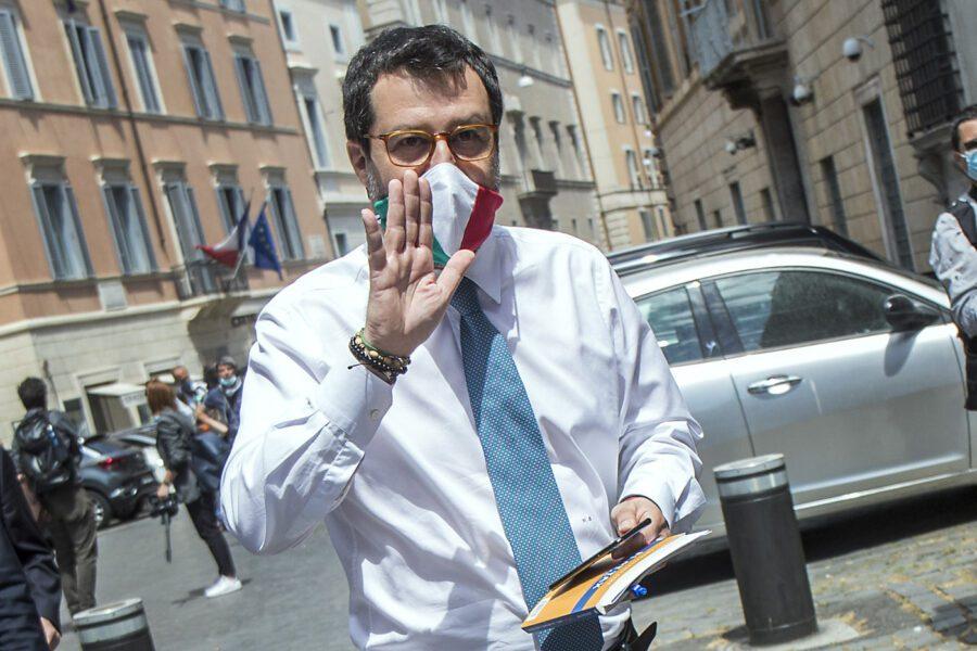 Su Salvini e Open Arms indizi di mal di pancia della maggioranza