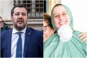 """Salvini sul riscatto per liberare Silvia Romano: """"Nulla accade gratis"""""""