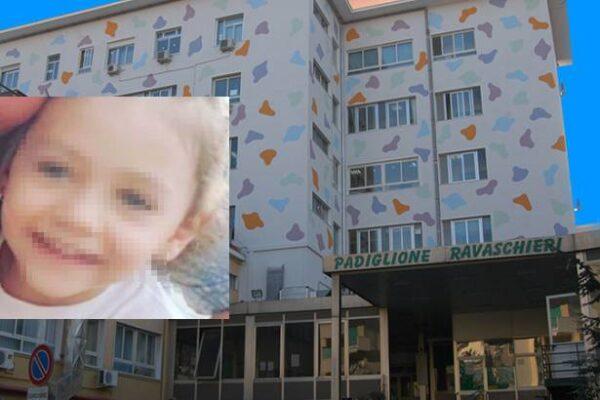 Santobono, a un anno dall'agguato l'ospedale 'festeggia' la piccola Noemi