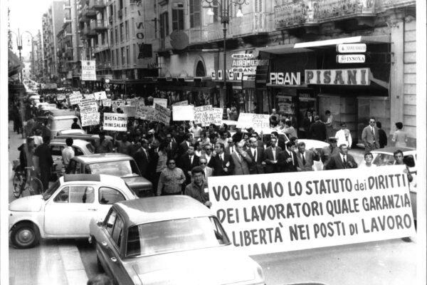 50 anni fa nasceva lo Statuto dei lavoratori: ideato da Di Vittorio, scritto da Brodolini e varato da Donat Cattin