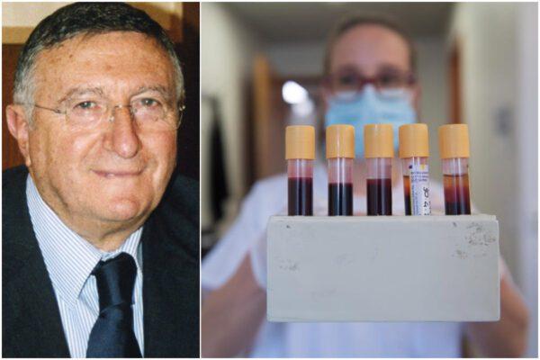 """""""Il plasma non costa nulla, ma Big Pharma ha interesse nel vaccino"""". L'accusa di Tarro"""