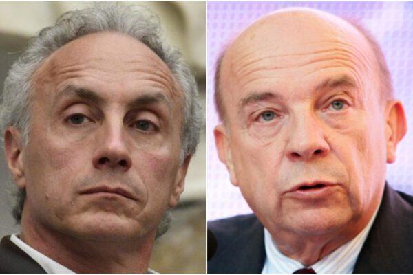 Le comiche di Travaglio e Zagrebelsky: Mattarella e Draghi hanno fatto un colpo di Stato
