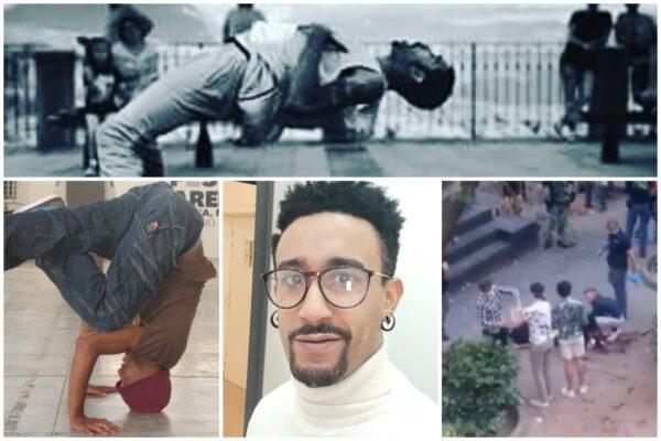 """La storia di Walter, il ballerino 'Afro' accoltellato per difendere un'amica: """"E' un eroe, chiedete scusa"""""""