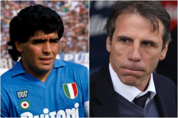 """Gianfranco Zola e il suo legame con Maradona: """"Una fortuna averlo incontrato"""""""