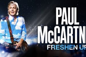 Foto da Facebook (Paul McCartney)