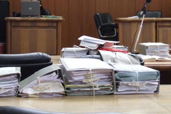 Tribunale, le misure anti-Covid e il balzello per gli accessi alla cancelleria