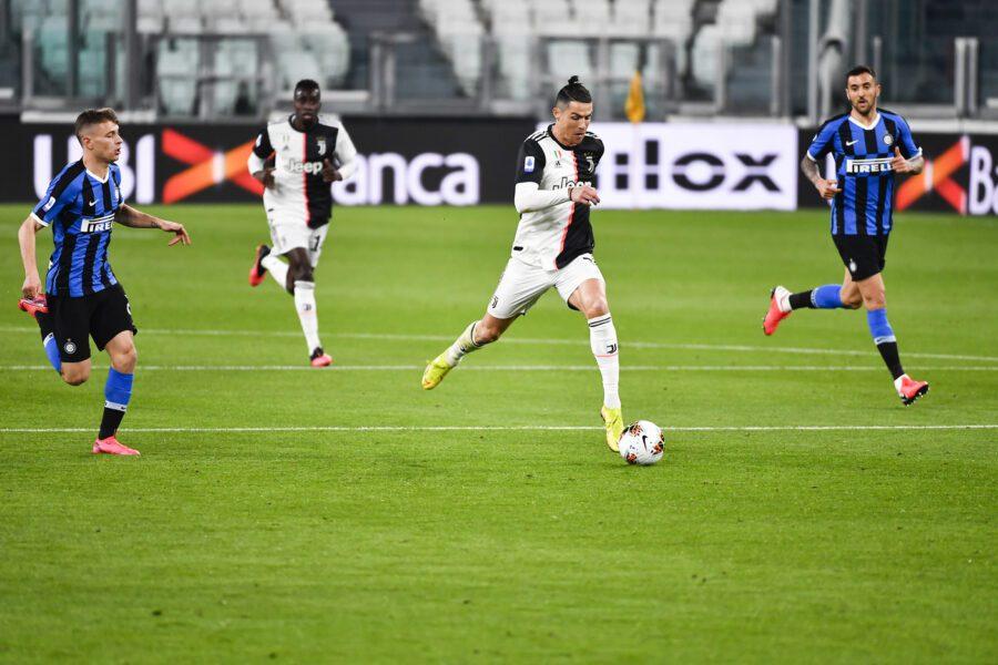 Coppa Italia, semifinali il 12-13 giugno: anticipato il ritorno in campo