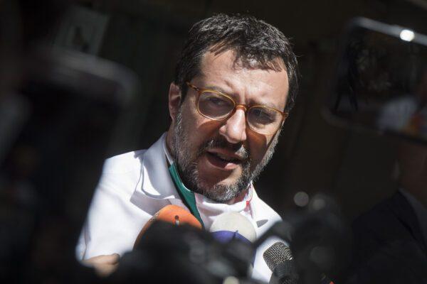 Cosa c'è di vero sulla storia di Salvini e i soldi agli infermieri bocciati dal governo