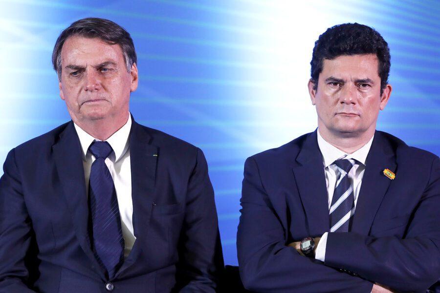 Brasile, l'ex Pm Sérgio Moro si apparecchia la presidenza