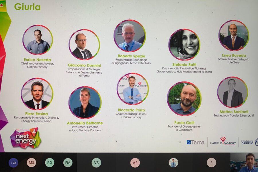 Terna Next Energy: due startup napoletane in finale