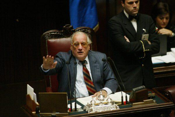 Ritratto di Alfredo Biondi, il liberale che sfidò le toghe e fu sconfitto