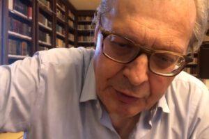 """Sgarbi ricorda Alfredo Biondi: """"Se ne va un combattente della libertà"""""""