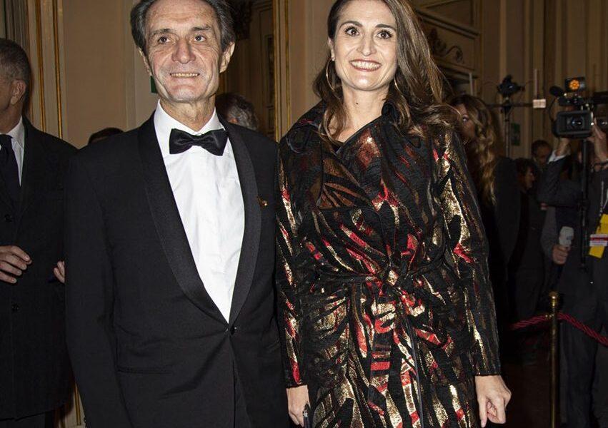 Chi è Roberta Dini, la moglie del governatore della Lombardia Attilio Fontana