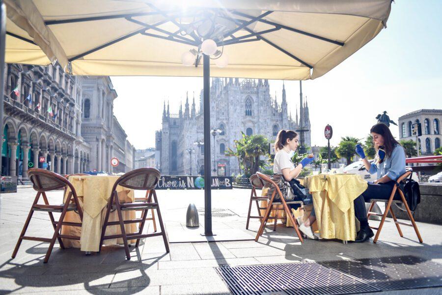 Gli italiani e il coronavirus, la rappresentazione tra realtà e finzione