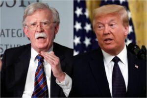 """Trump trema per il libro del suo ex funzionario Bolton, le accuse: """"Chiese aiuto aiuto a Xi Jinping per essere rieletto"""""""