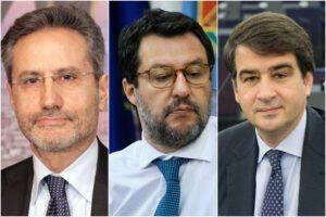 Salvini messo ko, con Caldoro e Fitto piegata la resistenza leghista