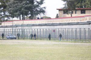 Evasione da film al carcere di Rebibbia, due detenuti in fuga
